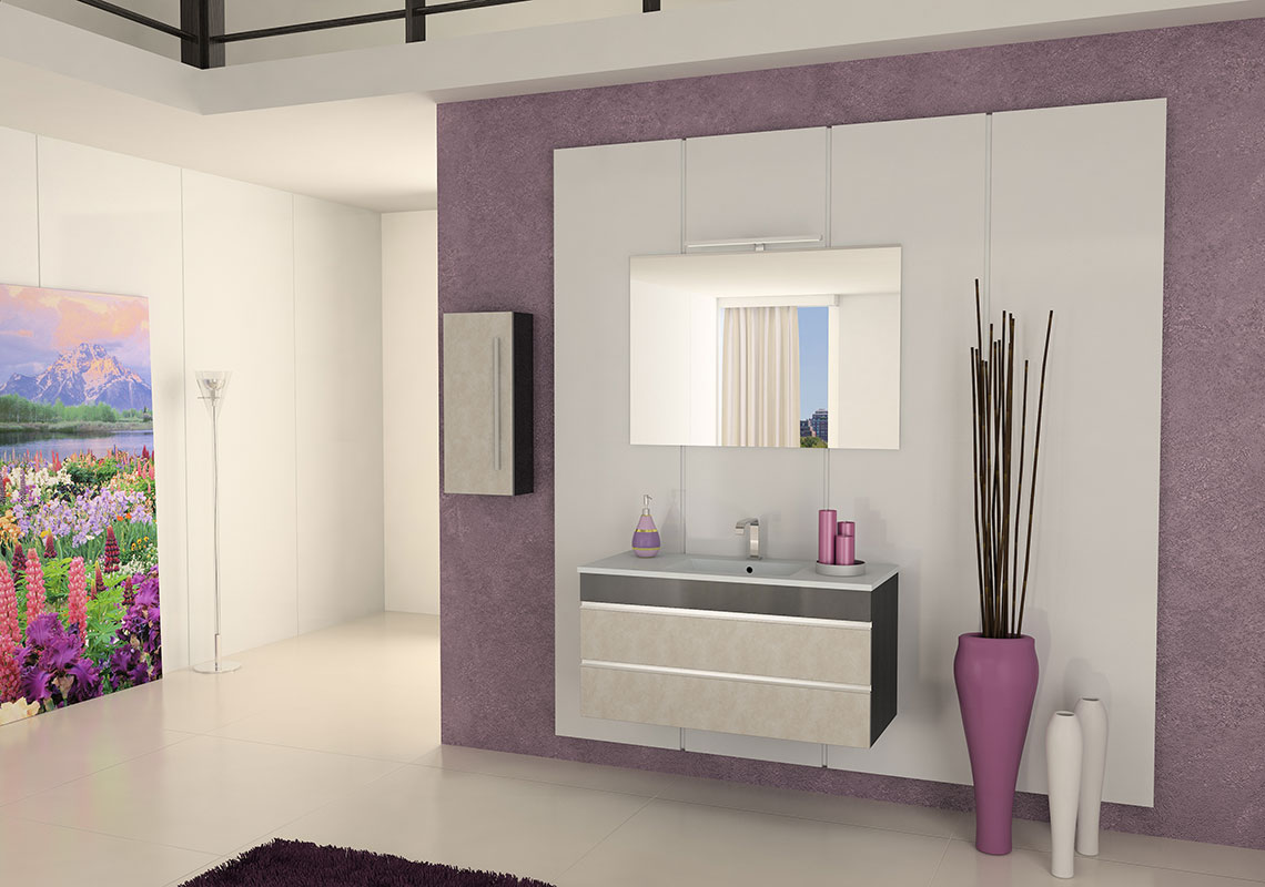 Spot-100-modelo-mueble-baño-fabricante-cuarto-baño-viberco-3 | Viberco