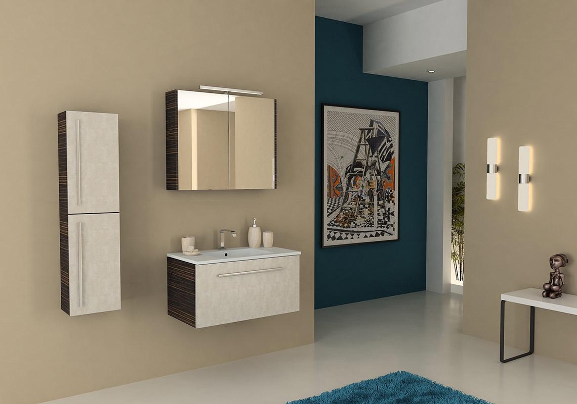 Twice-80-modelo-mueble-baño-fabricante-cuarto-baño-viberco-2 | Viberco